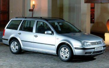 VW Golf 1.9TDI